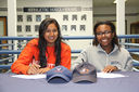 Ariel Booker '17 and Maya Das '17 Commit to Play Collegiate Athletics