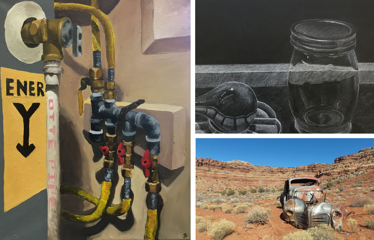 19 Student Artists Selected for 2017 Congressional Art Competition
