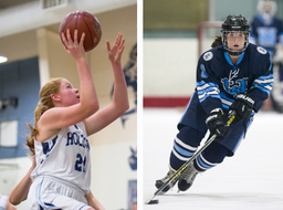 Rymsza '20 and Gichner '18 Recognized as Panthers of the Week