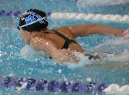Holton's Championship Performance Sets Three New Middle School Swim Records