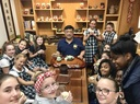 Fifth Grade Learns Chinese Drinking Tea Customs