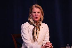 U.S. Senator Shelley Moore Capito '71 (R-WV) Speaks About Public Service with Upper School Students