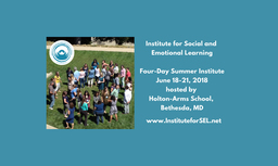 IFSEL Summer Institute at Holton: June 18-21
