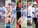 Eleven Athletes Receive All-Met Honors