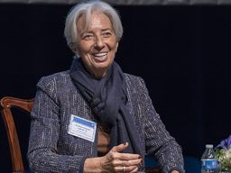 At Upper School's First-Ever Women & Power Summit, IMF Managing Director Christine Lallouette Lagarde '74 and More Than 30 Fellow Alumnae Inspire Students