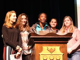 Students Lead Second Annual Upper School Diversity Conference