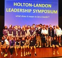 Student-Led Gr. 8 Holton-Landon Leadership Symposium Explores Traits of Great Leaders