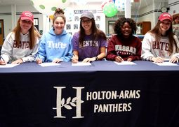 Five Seniors Commit to Play Division III Collegiate Athletics