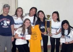 Holton Team Takes Grand Prize at UMD's 35th Annual Chemathon