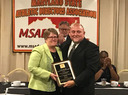 Julie Treadwell Named MSADA Athletic Director of the Year
