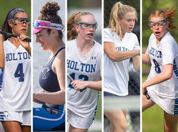 Five Holton Athletes Recognized with Spring All-Met Honors
