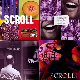 Scroll + Scrolling Literary Magazine and Six Staffers & Contributors Earn Columbia Scholastic Press Association Honors