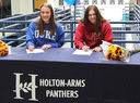 Holton Athletes Commit to Division I Schools