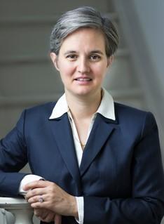 Photo of 2018 Distinguished Alumna Dr. Adeline Vuylsteke Vanderver, M.D. '92